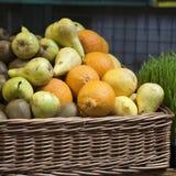груши померанцев плодоовощ шара яблок Стоковая Фотография RF