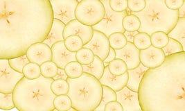груши предпосылки Стоковая Фотография RF