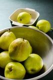 груши свежих фруктов Стоковая Фотография