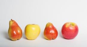 груши яблок Стоковая Фотография RF