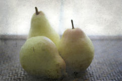 груши 3 Стоковые Фотографии RF