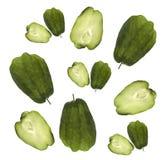 груши chokos органические vegetable Стоковые Фотографии RF