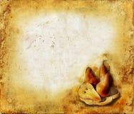 груши grunge предпосылки бесплатная иллюстрация