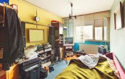 Грязная комната стоковое фото
