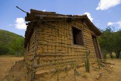 грязь дома Стоковое фото RF