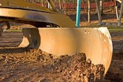 грязь лезвия Стоковые Изображения