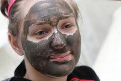 грязь маски домохозяйки Стоковые Фотографии RF
