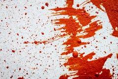 Грязь стены дома гипса предпосылкой краски цвета Стоковые Фотографии RF