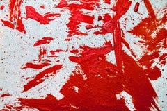 Грязь стены дома гипса предпосылкой краски цвета Стоковая Фотография RF