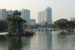 Гуанчжоу, hina ¡ Ð Стоковое фото RF