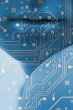губа cyber стоковые фотографии rf