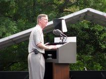 Губернатор Джон Hickenlooper Стоковая Фотография RF
