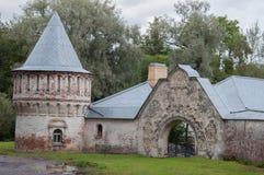 Губит королевский дворец в России стоковые изображения rf