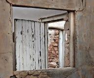 губит окно Стоковое Изображение