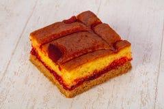 губка торта вкусная Стоковая Фотография RF
