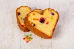 губка торта вкусная Стоковые Фотографии RF