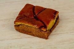 губка торта вкусная Стоковое Изображение