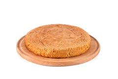 губка торта свежая Стоковые Изображения
