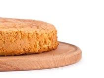 губка торта свежая Стоковое Изображение RF