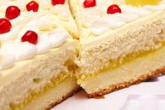 губка торта Стоковые Фотографии RF