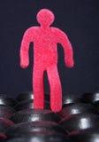 губка человека Стоковые Изображения RF