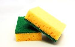губки кухни Стоковое фото RF