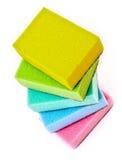 Губки цвета Стоковые Фотографии RF