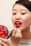 губная помада Стоковое Изображение RF