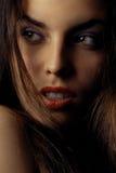 губы чувственные Стоковые Фото