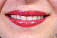 губы Стоковые Изображения RF