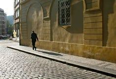 гулять бизнесмена Стоковые Изображения RF