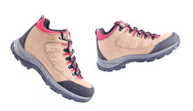 гулять ботинок Стоковая Фотография