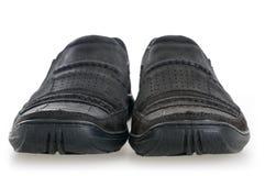 гулять ботинок nubuck s людей Стоковое Фото