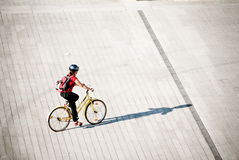 Гулять вокруг города Стоковые Изображения RF