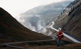 гулять гор Стоковые Фотографии RF