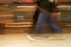 Гулять людей Стоковая Фотография