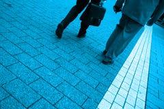 гулять людей Стоковая Фотография RF