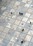 гулять людей Стоковые Изображения RF