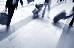гулять людей Стоковое Фото