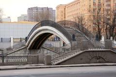 гулять моста Стоковая Фотография RF