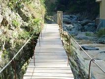гулять моста Стоковые Изображения RF