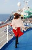 гулять палубы Стоковые Фотографии RF