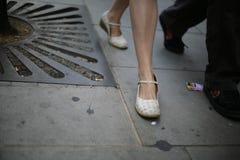 гулять пар Стоковое Изображение RF
