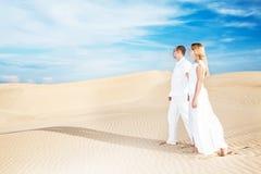 гулять пустыни Стоковые Фотографии RF