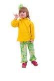гулять ребёнка стоковое фото rf