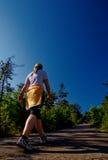 гулять девушки Стоковое Фото