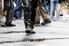 гулять Стоковые Фото