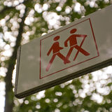 гулять Стоковые Фотографии RF