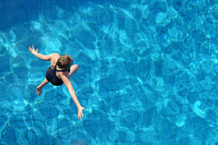 гуляя вода Стоковые Фото