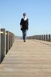 гуляя женщины Стоковые Изображения RF